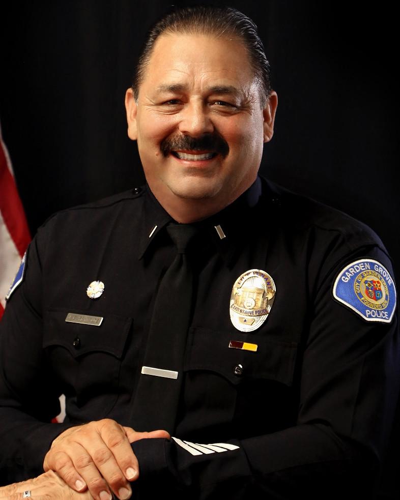 Lieutenant John Reynolds | Garden Grove Police Department, California