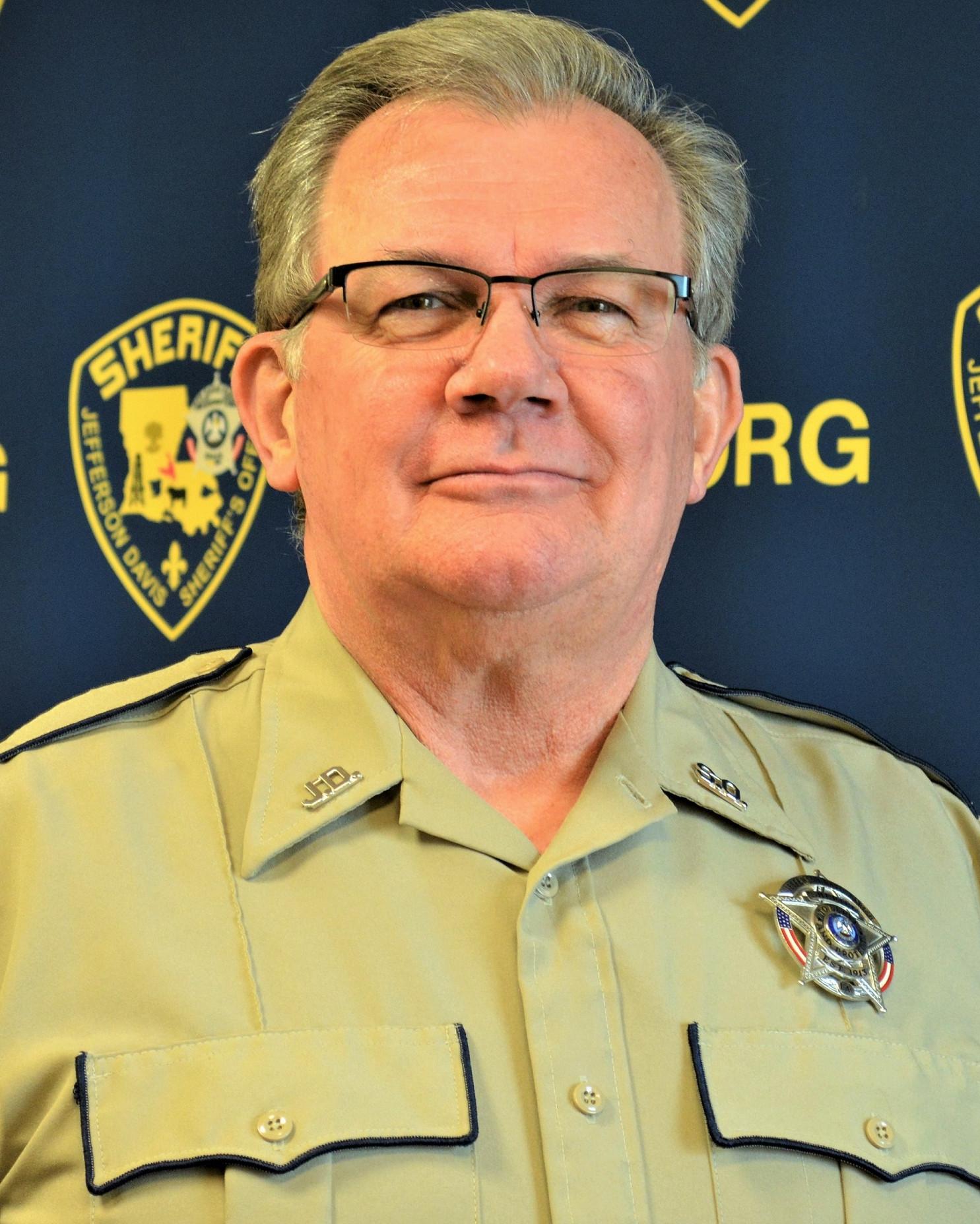 Deputy Sheriff Claude Winston Guillory | Jefferson Davis Parish Sheriff's Office, Louisiana