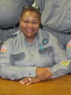 Lieutenant Treva Preston | Texas Department of Criminal Justice - Correctional Institutions Division, Texas
