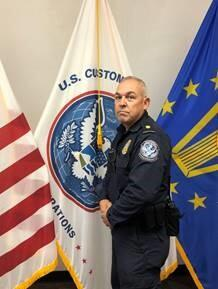 Officer Byron Don Shields | United States Department of Homeland Security - Customs and Border Protection - Office of Field Operations, U.S. Government
