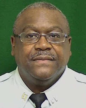 Captain Anthony T. Jackson | Shelby County Sheriff's Office, Tennessee