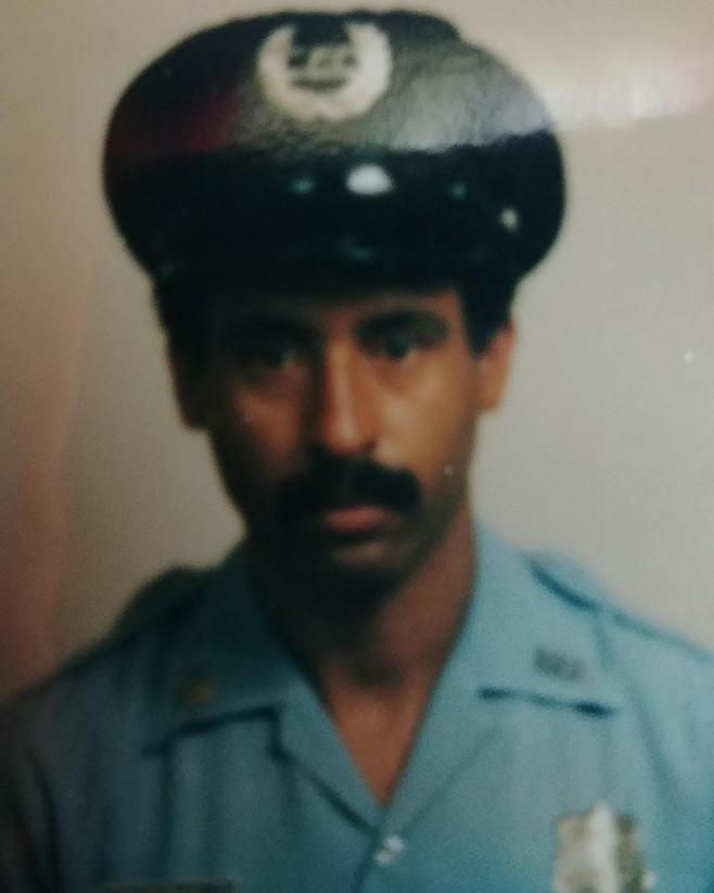 Policeman Pedro Burgos-Lacourt | Puerto Rico Police Department, Puerto Rico