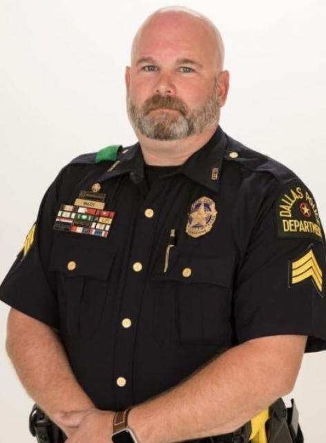 Sergeant Bronc Justin McCoy | Dallas Police Department, Texas