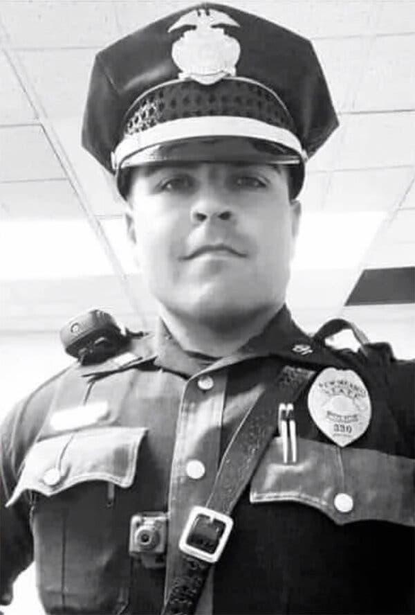 Patrolman Darian Jarrott | New Mexico State Police, New Mexico