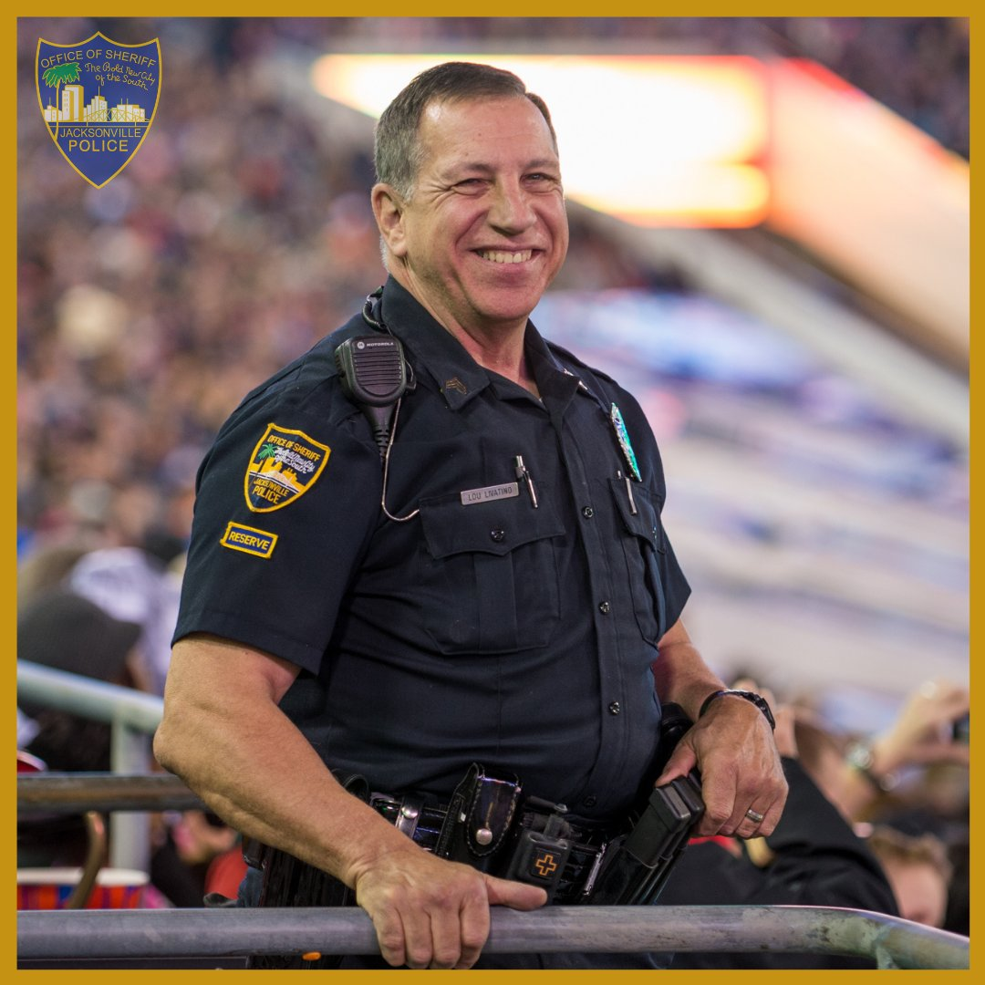 Auxiliary Sergeant Louis M. Livatino | Jacksonville Sheriff's Office, Florida
