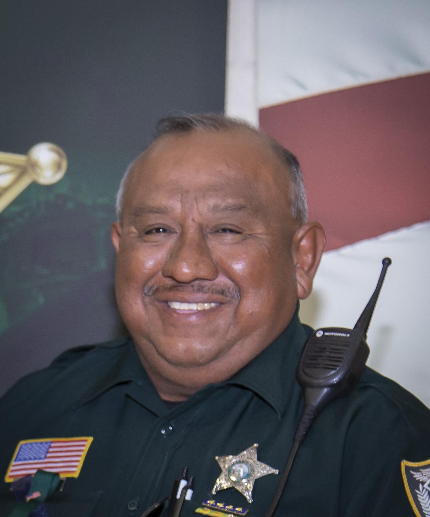 Deputy Sheriff Jacinto R. Navarro, Jr. | Palm Beach County Sheriff's Office, Florida