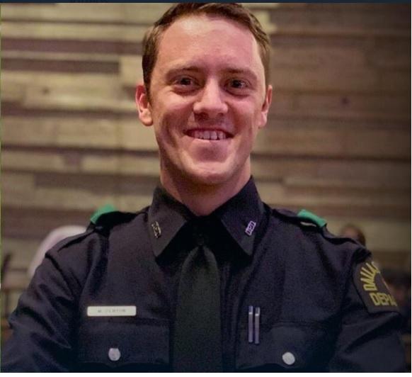 Police Officer Mitchell Aaron Penton | Dallas Police Department, Texas