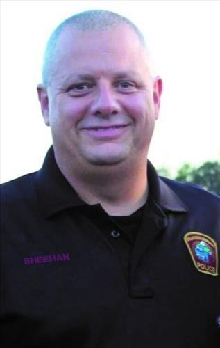 Chief of Police Timothy John Sheehan | California Borough Police Department, Pennsylvania
