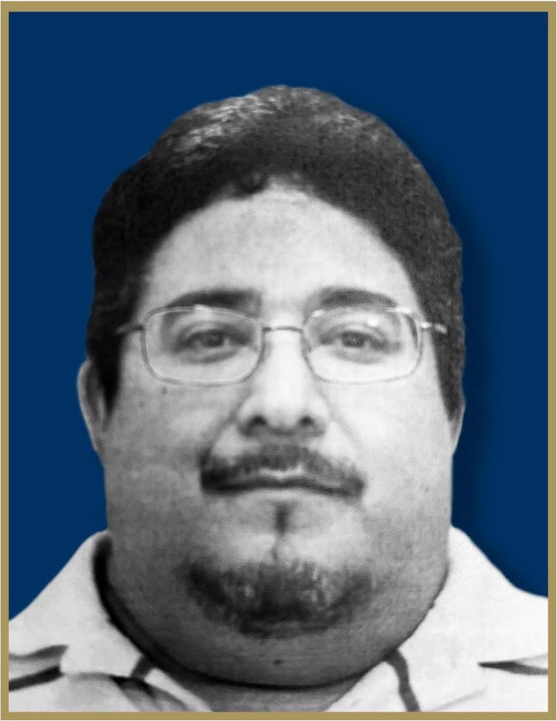 Detention Officer Robert Perez   Harris County Sheriff's Office, Texas
