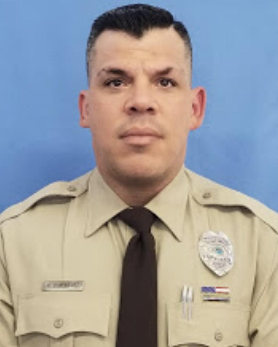 Police Officer Horacio Dominguez | Miccosukee Tribal Police Department, Tribal Police