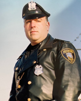 Detective Anthony J. Lucanto | Paterson Police Department, New Jersey