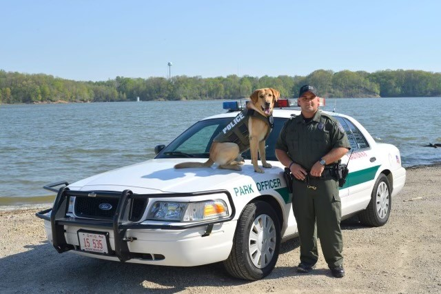 Natural Resources Officer Jason Lagore | Ohio Department of Natural Resources - Division of State Parks and Watercraft, Ohio