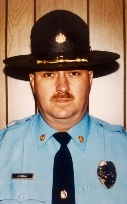 Chief of Police Tony M. Jordan | Middleburg Borough Police Department, Pennsylvania
