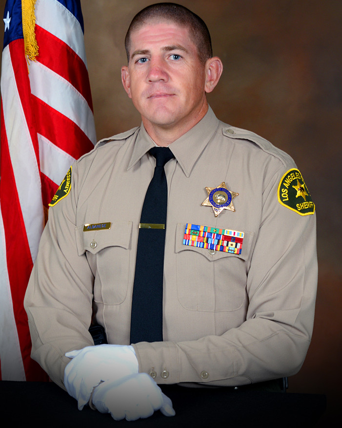 Deputy Sheriff Thomas Albanese | Los Angeles County Sheriff's Department, California