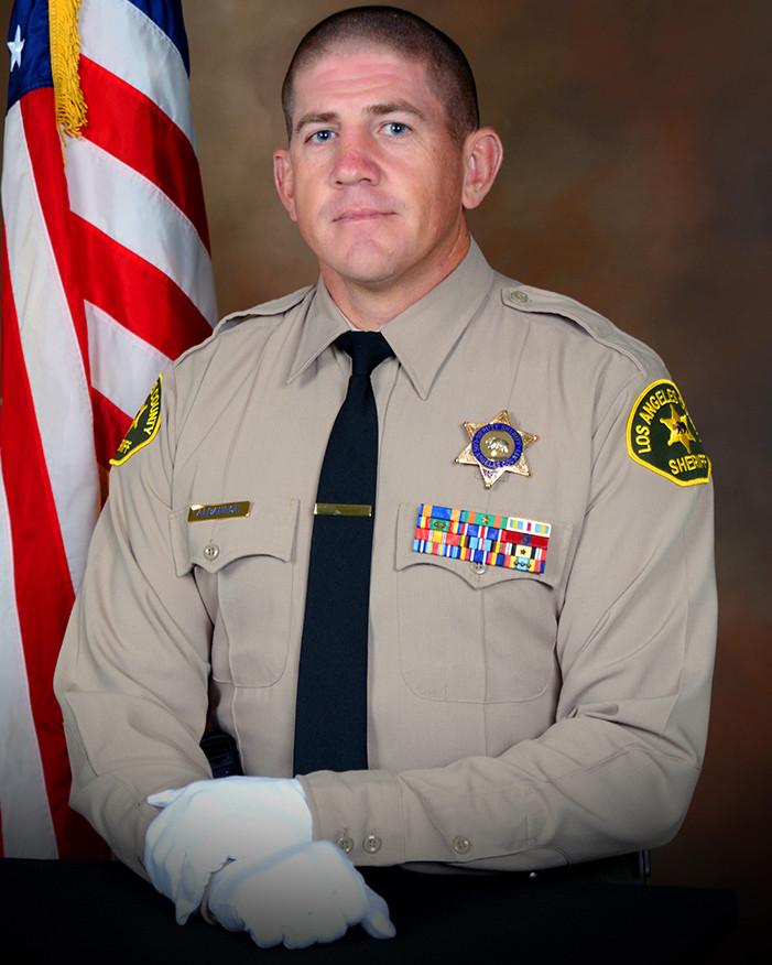Deputy Sheriff Thomas Albanese | Los Angeles County Sheriff's Department, California