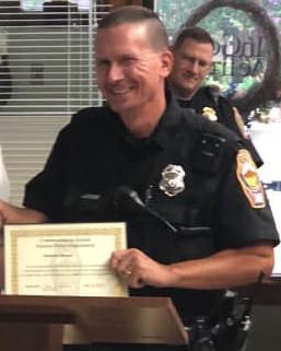 Police Officer Dominic Jared Winum | Stanley Police Department, Virginia
