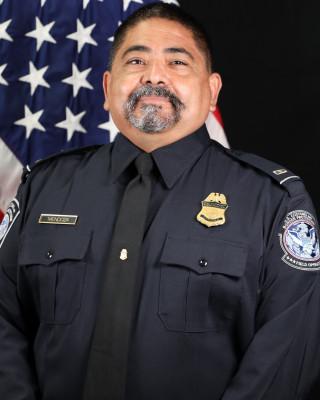 Officer Carlos Mendoza