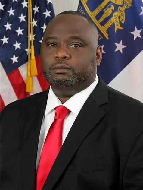 Deputy Warden Roger Joe Hodge, Sr.   Georgia Department of Corrections, Georgia