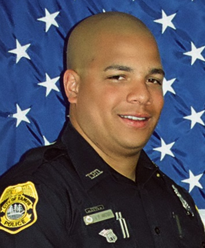 Officer Jesse Madsen | Tampa Police Department, Florida