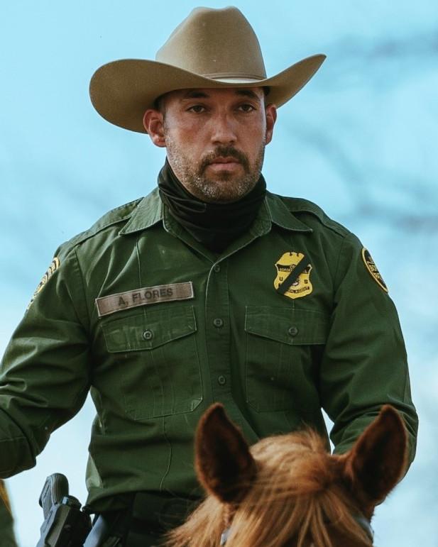 Border Patrol Agent Alejandro Flores-Bañuelos | United States Department of Homeland Security - Customs and Border Protection - United States Border Patrol, U.S. Government