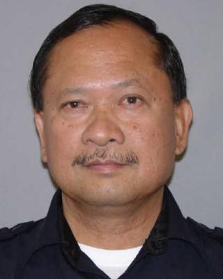 Officer Crispin San Juan San Jose