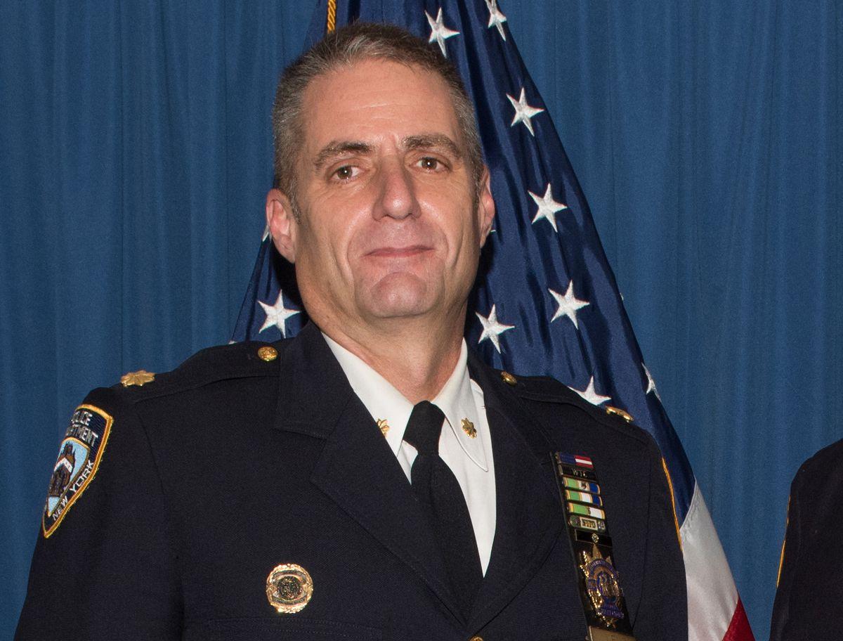 Inspector Justin C. Lenz | New York City Police Department, New York