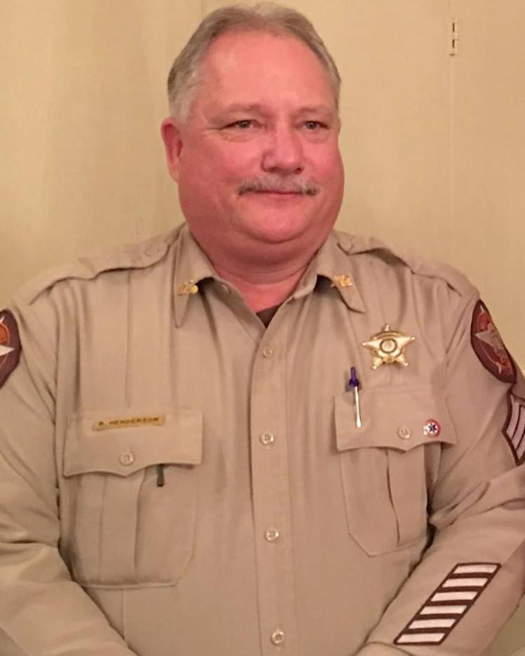 Sergeant Barry Edwin Henderson | Polk County Sheriff's Office, Georgia