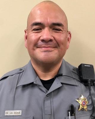 Deputy Constable Manuel Phillipe De La Rosa