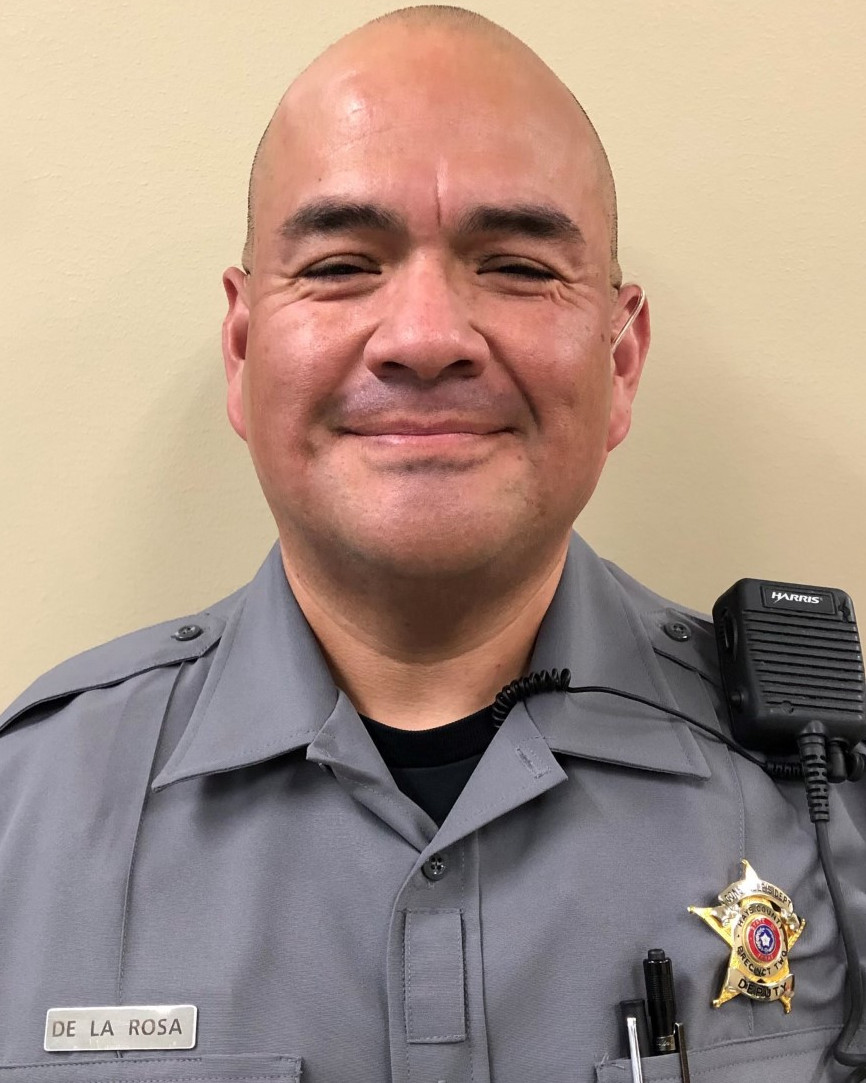 Deputy Constable Manuel Phillipe De La Rosa | Hays County Constable's Office - Precinct 2, Texas