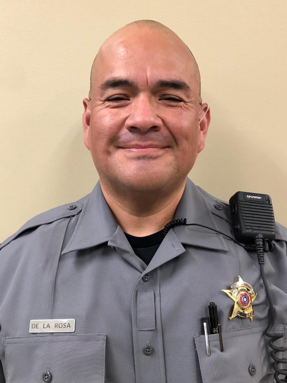 Deputy Constable Manuel Phillipe De La Rosa | Hays County Constable's Office - Precinct 2, Texas