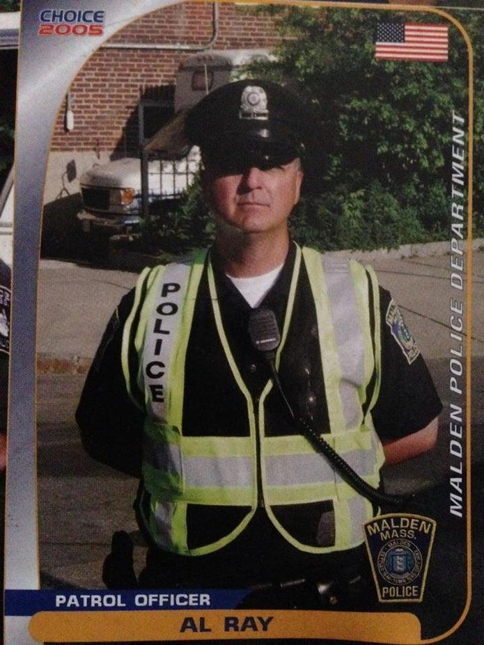 Police Officer Allan Foss