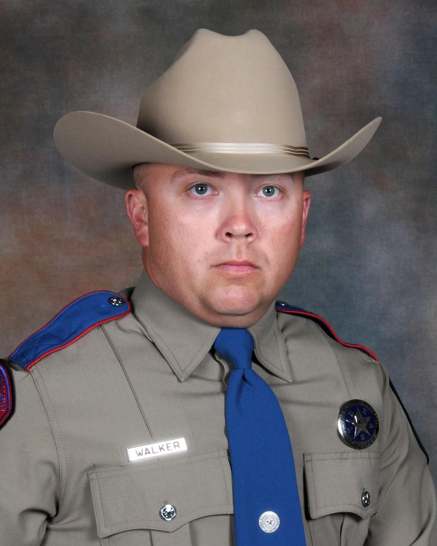 Trooper Chad Walker | Texas Department of Public Safety - Texas Highway Patrol, Texas