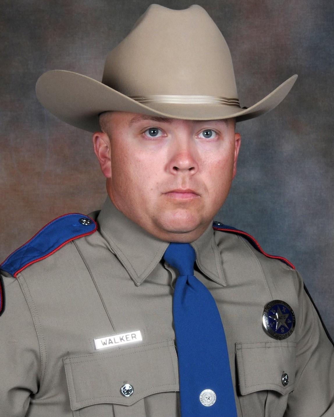 Trooper Chad Michael Walker | Texas Department of Public Safety - Texas Highway Patrol, Texas