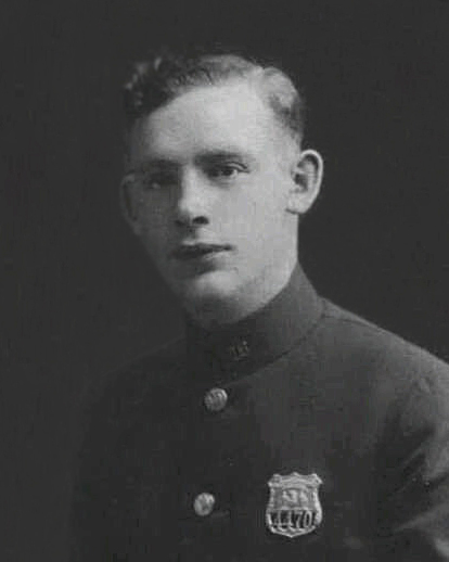 Patrolman Joseph P. Burke | New York City Police Department, New York