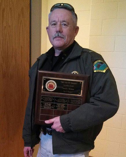 Chief Deputy Sheriff Lindal Dewayne Hall | McIntosh County Sheriff's Office, Oklahoma