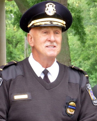 Chief of Police Fred Alan Posavetz