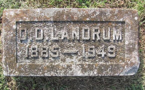 Night Policeman Dillus Dyer Landrum | Calhoun Police Department, Kentucky