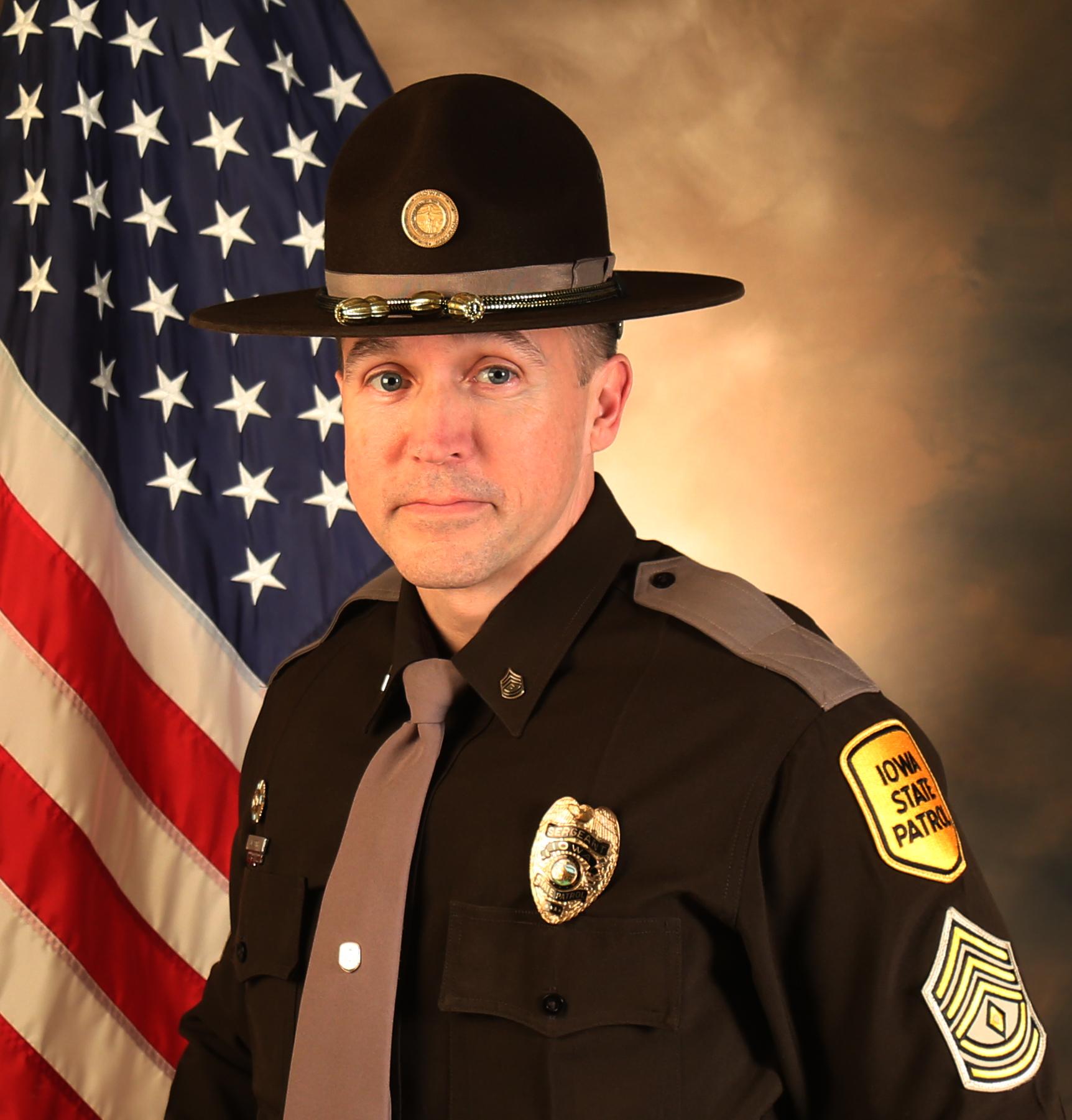 Sergeant James K. Smith | Iowa State Patrol, Iowa