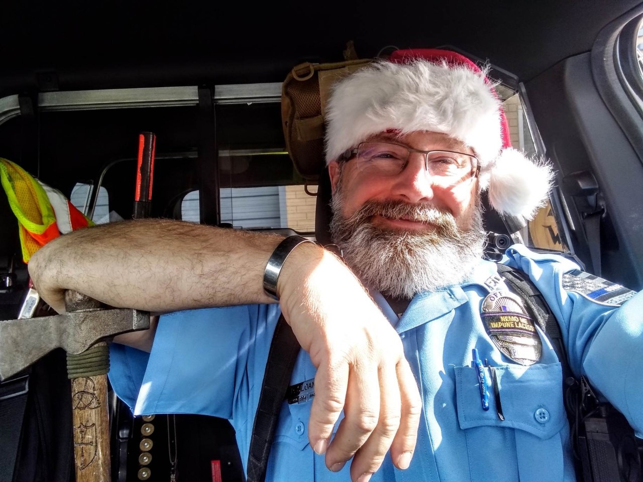 Police Officer Patrick Eugene Sloan | Sunray Police Department, Texas