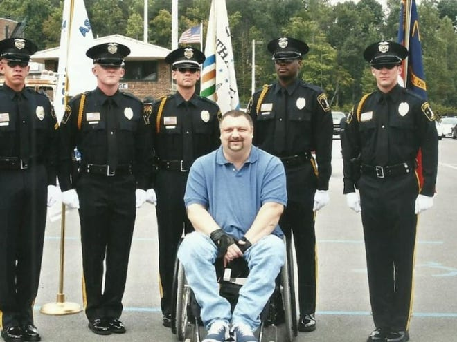 Police Officer David Parde | Lexington Police Department, North Carolina