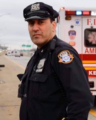 Police Officer Anastasio Tsakos
