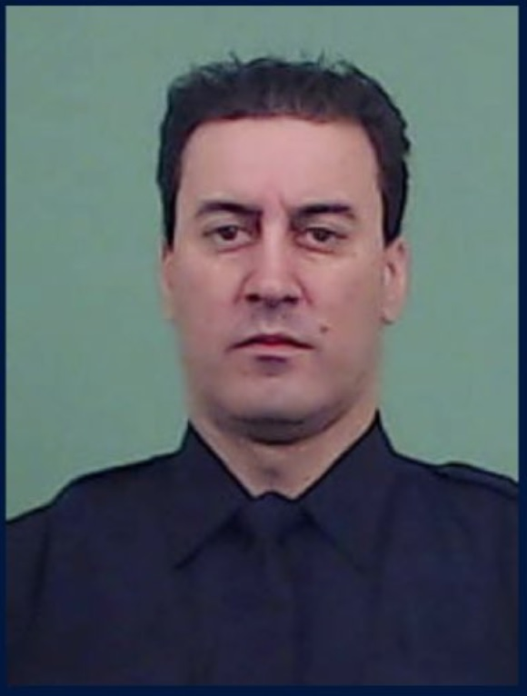 Police Officer Anastasio Tsakos | New York City Police Department, New York