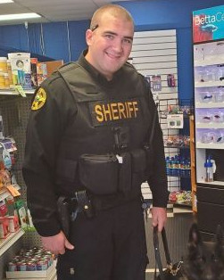 Deputy Sheriff Logan Fox | Watauga County Sheriff's Office, North Carolina