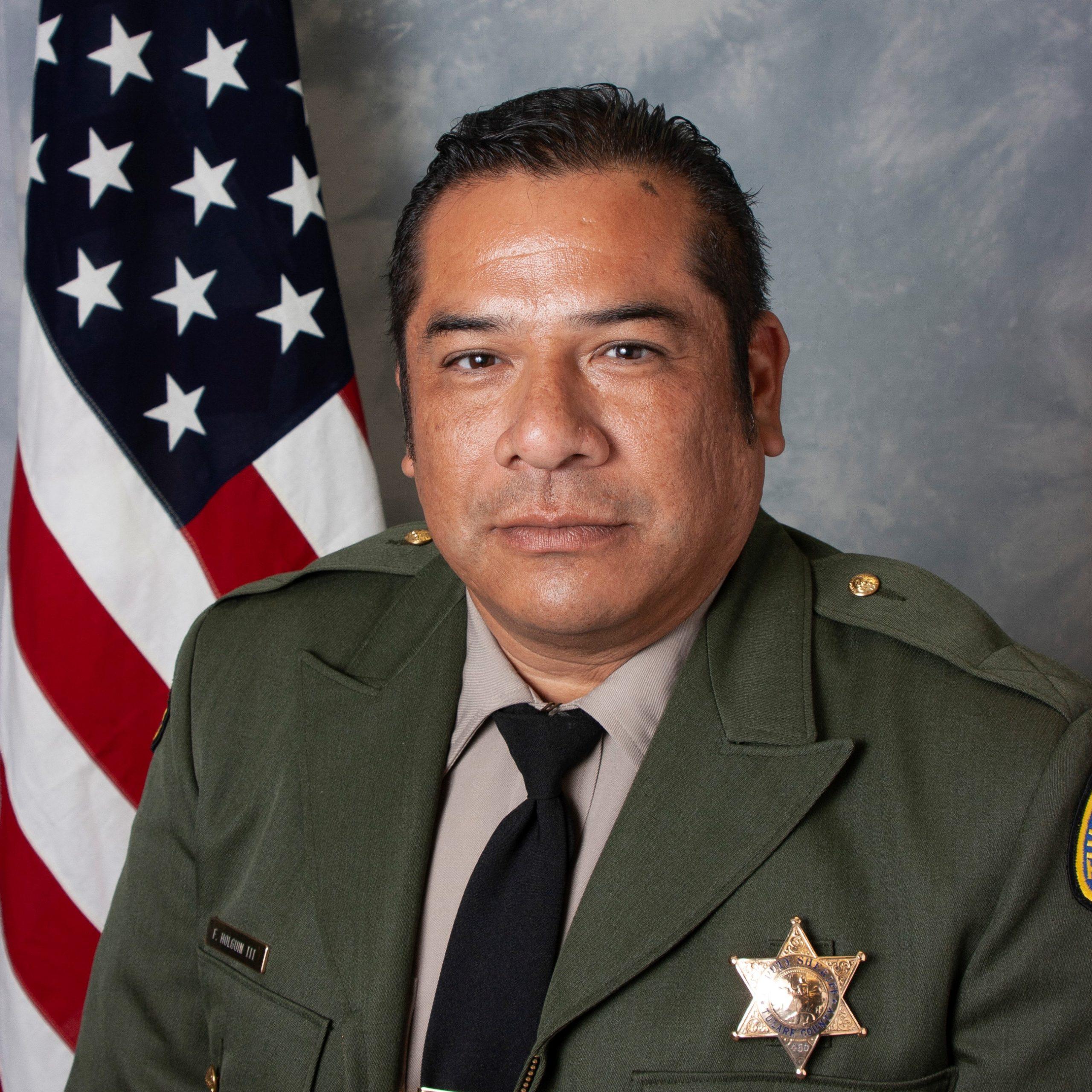 Deputy Sheriff II Frank Gonzalez Holguin, III | Tulare County Sheriff's Office, California
