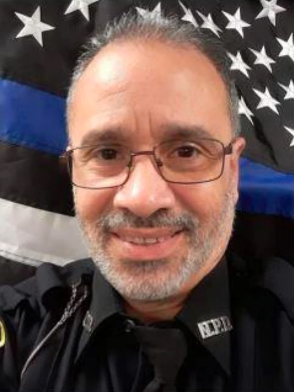Police Officer Hector Moya | Newark Police Department, New Jersey