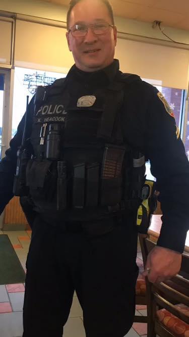 Corporal Keith Heacook | Delmar Police Department, Delaware