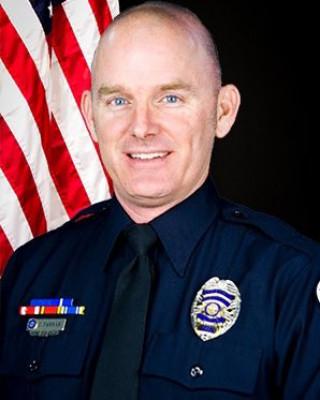 Police Officer Christopher Farrar