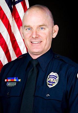 Police Officer Christopher Farrar | Chandler Police Department, Arizona