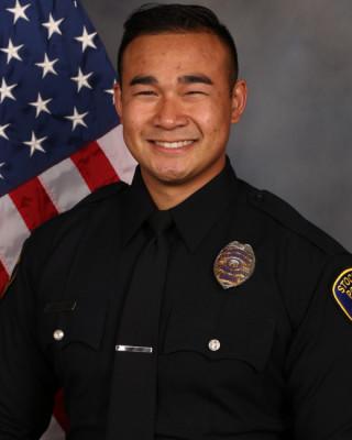 Police Officer Jimmy Inn