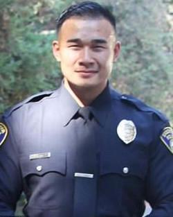 Police Officer Jimmy Inn   Stockton Police Department, California